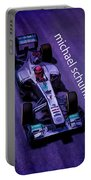 Michael Schumacher Portable Battery Charger