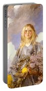Michaelmas Portable Battery Charger by James Shannon