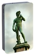Michelangelo's David 2 Portable Battery Charger