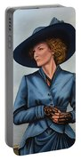 Michelle Pfeiffer Portable Battery Charger