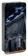 Michigan Central Station Hdr Portable Battery Charger