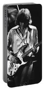 Mick On Guitar 1977 Portable Battery Charger