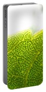 Micro Leaf Portable Battery Charger
