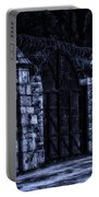 Midnight At The Prison Gates Portable Battery Charger