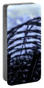 Midnight In The Prison Yard Portable Battery Charger