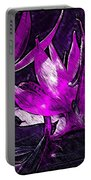 Midnight Paradise Portable Battery Charger