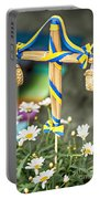 Midsummer Pole Portable Battery Charger