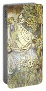 Midsummer's Night Dream Portable Battery Charger