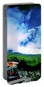 Le Milieu De Mont Blanc   Portable Battery Charger