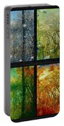 Midwest Seasons Collage Portable Battery Charger