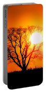 Mighty Oak Sunset Portable Battery Charger