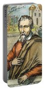 Miguel Serveto (1511-1553) Portable Battery Charger