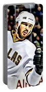 Mike Modano Portable Battery Charger