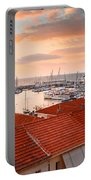 Mikrolimano In Piraeus Portable Battery Charger