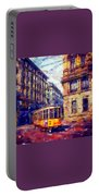 Milan Tram Portable Battery Charger