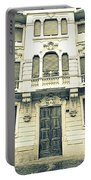 Milan Vintage Building Portable Battery Charger