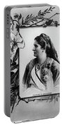 Milena Vukotic (1847-1923) Portable Battery Charger