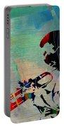 Miles Davis Jazzman Portable Battery Charger