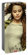 Miley Cyrus  Portable Battery Charger