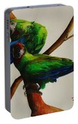 Military Macaws Portable Battery Charger