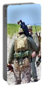 Military Small Arms 03 Ww II Portable Battery Charger by Thomas Woolworth