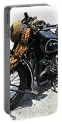 Military Style Bmw Motorcycle Portable Battery Charger