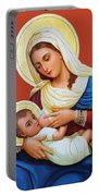 Milk Grotto Icon Portable Battery Charger