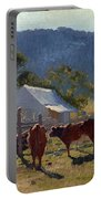 Milking Time. Araluen Valley Portable Battery Charger