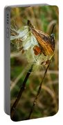 Milkweed Pod Portable Battery Charger