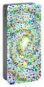 Milky Way Galaxy - Watercolor Painting Portable Battery Charger