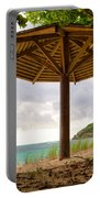 Mill Reef Beach Hut Portable Battery Charger