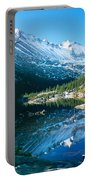 Mills Lake Portable Battery Charger by Eric Glaser