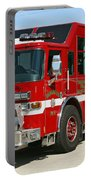 Milwaukee Fire Dept. Rescue 1  Portable Battery Charger