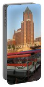 Milwaukee River Theater District 5 Portable Battery Charger