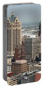 Milwaukee Wisconsin Skyline Aerial Portable Battery Charger