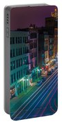 Milwaukee's Evening Active Glow Portable Battery Charger