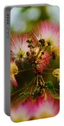 Mimosa Blooms Portable Battery Charger