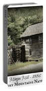 Mingus Mill - Color Poster Portable Battery Charger