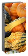 Mini Pumpkins And Gourds Portable Battery Charger
