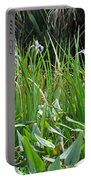 Miniature Lilies Portable Battery Charger