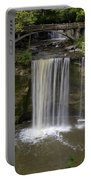 Minneopa Falls 37 Portable Battery Charger