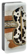 Minoan Livestock Painting Portable Battery Charger