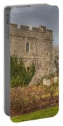 Minster Abbey Gatehouse Portable Battery Charger