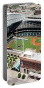 Minute Maid Park Houston Portable Battery Charger