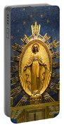 Miraculous Medal Chape Portable Battery Charger