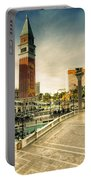 Mirage And The Venitian  Portable Battery Charger