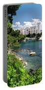Miramare Castle Beach Portable Battery Charger