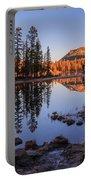 Mirror Lake Dawn Portable Battery Charger