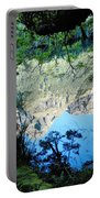 Mirror Lake Three New Zealand Portable Battery Charger