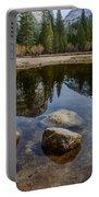 Mirror Lake Threesome Yosemite Portable Battery Charger